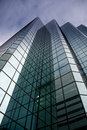 Glass Tower Royalty Free Stock Photos