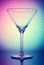 Glassware - Coctail Glass Royalty Free Stock Photo
