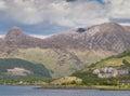 Glen Coe, Scottish Highlands Royalty Free Stock Photo
