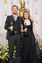 Glen Hansard, Marketa Irglova Royalty Free Stock Image
