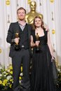 Glen hansard marketa irglova th annual academy awards kodak theatre hollywood ca february los angeles ca picture paul smith Stock Photo
