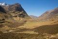 Glencoe Valley Scotland UK Fam...