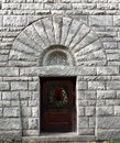 Glessner House Entrance Royalty Free Stock Photo
