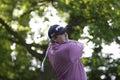 GLF: European Tour Golf The European Open Royalty Free Stock Photo