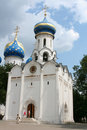 �glise orthodoxe russe Photo libre de droits