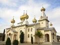 Église orthodoxe russe en Australie Photographie stock