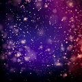 Glitter bokeh blur background Royalty Free Stock Photo