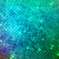 Glitters on blurred with smooth highlights eps blue a soft background vector file included Royalty Free Stock Images