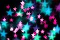 Glittery Blur Background