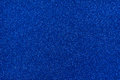 Glittery texture. Blue glitter paper Royalty Free Stock Photo
