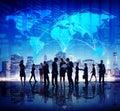Global Business People Stock E...