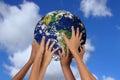 Globální z budoucí z matka země