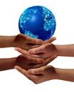 Global Education Community Royalty Free Stock Photo