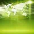 stock image of  Global technologies