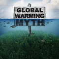 Global Warming Myth Royalty Free Stock Photo