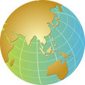 Globe Asia Stock Photography