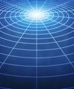 Globe Circles Stock Image