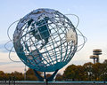 Globe  In Corona Park of Queens Royalty Free Stock Photography