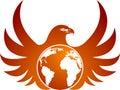 Globe eagle
