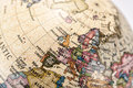 Globe Europe Royalty Free Stock Photo
