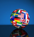 Globe International Business Royalty Free Stock Photo