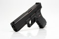 Glock 17 Handgun Stock Images