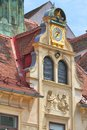 Glockenspiel Clock Graz, Austria Royalty Free Stock Photo