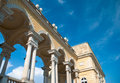 Gloriette, Schoenbrunn Palace Stock Photo