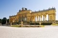Gloriette schoenbrunn palace vienna austria a unesco world heritage site Stock Photography