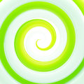 Glossy twirl, whorl as an abstract background Stock Photo