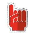 Glove sport number one