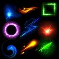 Glowing Light Effect
