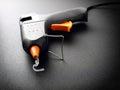 Glue gun Royalty Free Stock Photo