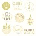 Gluten free badges