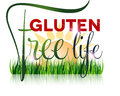 Gluten free diet text and nature