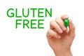 Gluten Free Green Marker