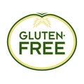 Gluten-Free Logo Icon Symbol