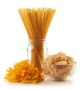 Gluten free pasta Royalty Free Stock Photo