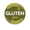 Gluten free substance in cereal grains, elastic texture of dough.