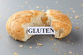 Gluten Royalty Free Stock Photo