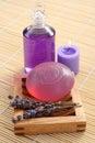 Glycerine soap Royalty Free Stock Photo