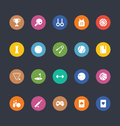 Glyphs Colored Vector Icons 47