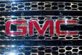 GMC emblem Royalty Free Stock Photo