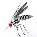 GMO robot mosquito