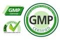 Gmp Royalty-vrije Stock Fotografie
