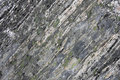 Gneiss rock Royalty Free Stock Photo