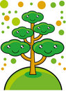 Go green tree Royalty Free Stock Photography