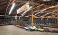 Go Kart Track Royalty Free Stock Photo
