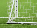Goal Net Royalty Free Stock Photos