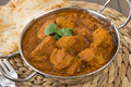 Goan Pork Vindaloo Stock Photos